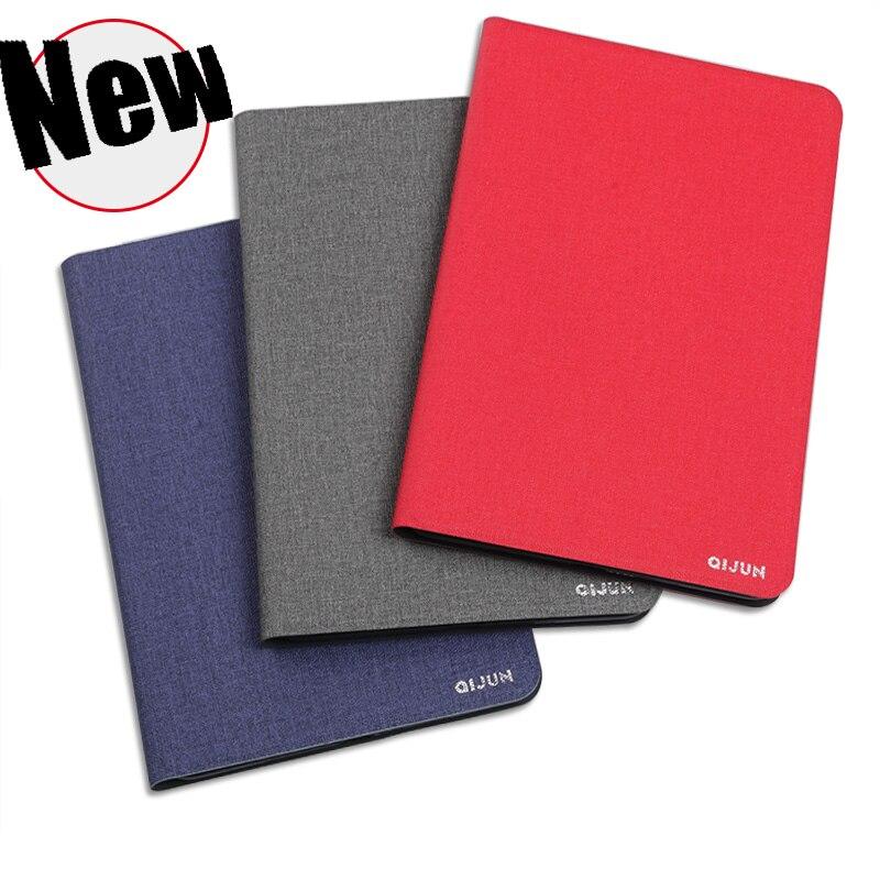 Funda QIJUN para Huawei MediaPad M3 de 8,4 pulgadas BTV-W09 BTV-DL09 de 8,4 pulgadas, funda para Tablet de negocios, Fundas de piel, Fundas traseras, bolsa, Capa