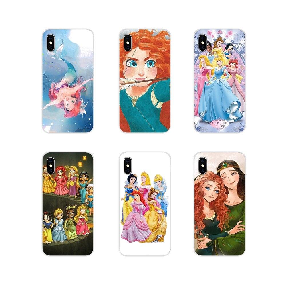 Tampas do telefone Estúpido Cara Princesa Alice Ariel Para Samsung Galaxy S3 S4 S5 Mini S6 S7 Borda S8 S9 s10 Lite Plus Nota 4 5 8 9