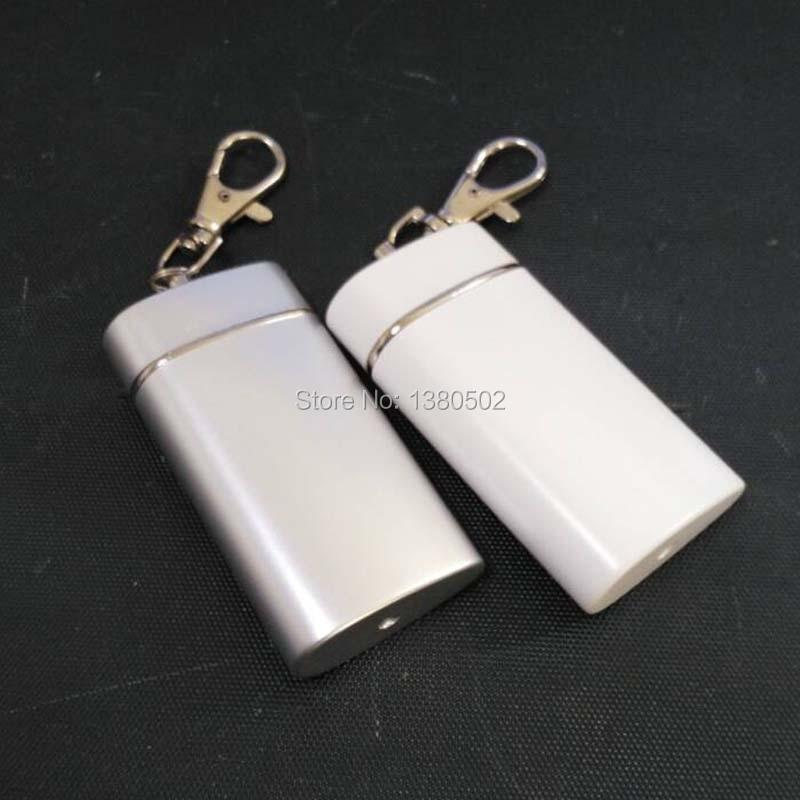mini hot sale metal pocket portable ashtray cinzeiro Cenicero ash tray for travel