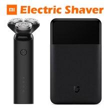 Dorigine Xiaomi Mijia Électrique Rasage Rasoir Xiomi USB Charge Rapide Xaomi 360 Degrés Float Rasage Xiami Électrique Rasoir pour Hommes