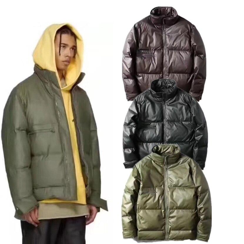 TEMPORADA 3, chaqueta para hombre y mujer 1:1 de gran calidad Kanye West MA-1, chaqueta Bomber, temporada 3, chaqueta de piloto de Fuerzas Aéreas de vuelo, temporada 3