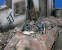 135 model kit resin kit tanks command groups