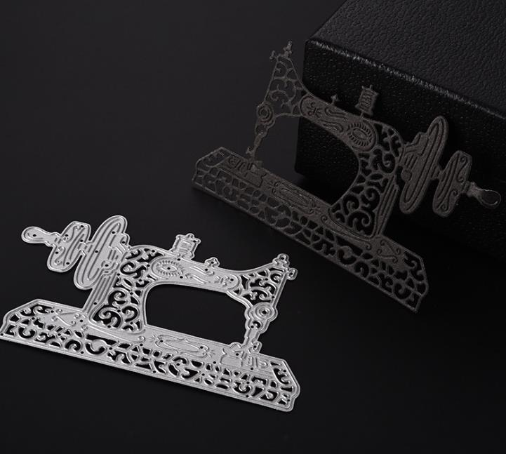 Máquina de costura de corte de metal morre estênceis para diy scrapbooking/álbum de fotos decorativo gravando cartões de papel diy