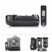 Meike MK-D850 poignée de batterie Pro avec télécommande sans fil 2.4G pour appareil photo Nikon D850, support de prise en main de la batterie pour Nikon D850