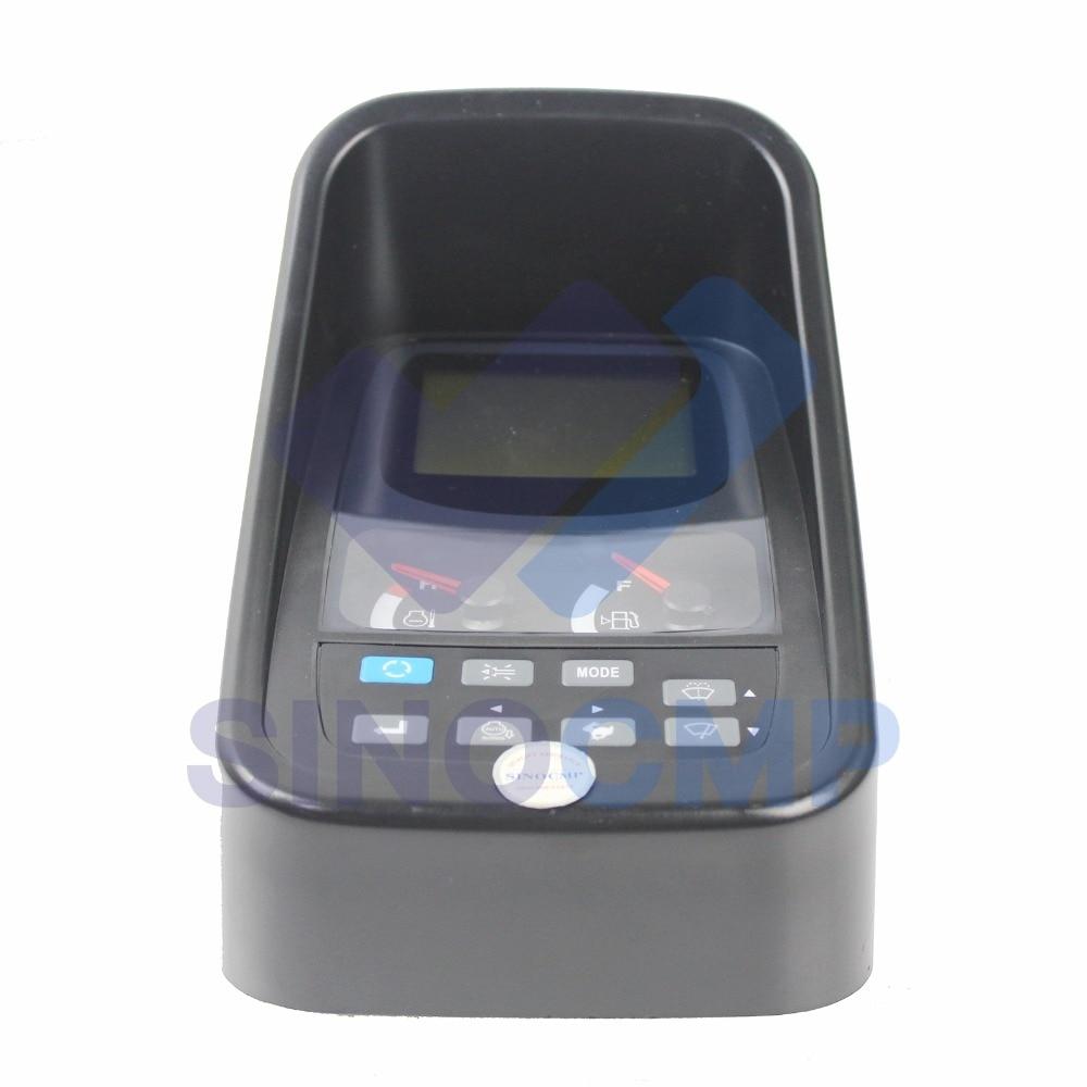 YN59S00020F1 Monitor excavadora para Kobelco MarK VIII SK170-8 SK200-8 1 año de garantía