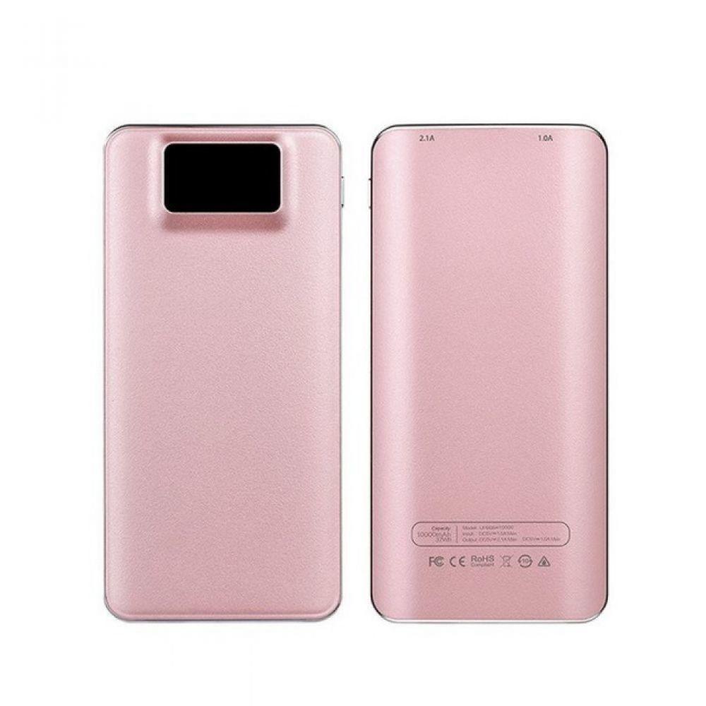 30000 mAh Power Bank LCD Tragbare Power Dual USB LCD Externe Batterie Pack Ladegerät Powebank Für Xiao mi mi iPhone X Anmerkung 8