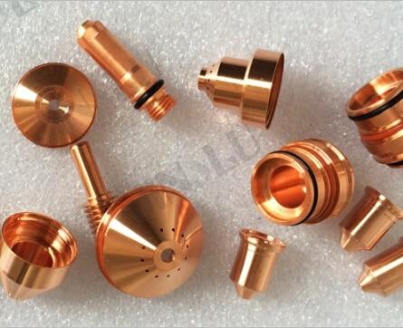 Высококачественные быстрое/PT36 Плазменные расходные материалы 0558006010 сопло 55A