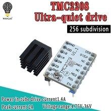 TMC2208 Stepper Motor StepStick Mute Driver Silent Excellent Protection For 3d Printer Sky V1.3 Compatible with A4988 DRV8825