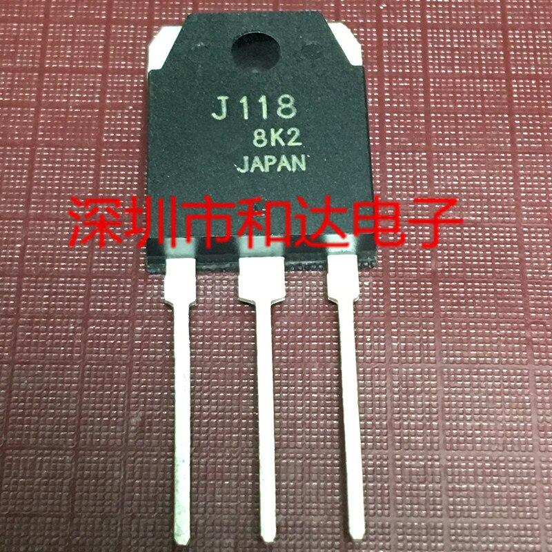 5 unids/lote 2SJ118 J118 TO-3P a-247