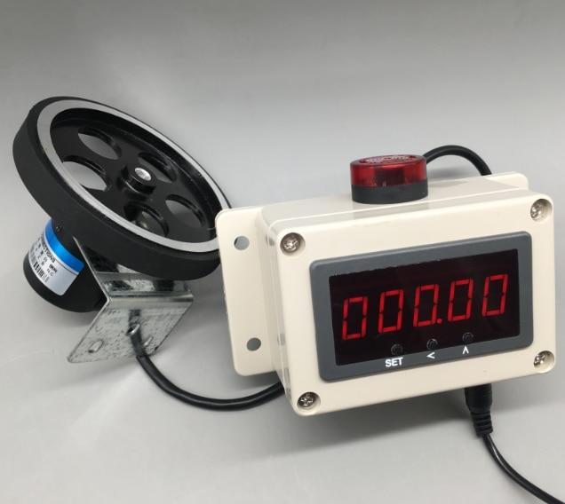 Digital Display Electronic Code Encoder Alarm Meter