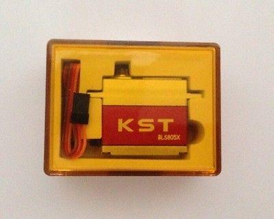 KST 8.4V HV BLS815X High Voltage Brushless Servo 1520us 2BB