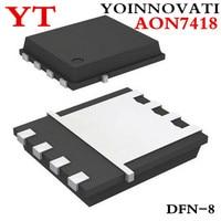 30pcs/lots AON7418 MOSFET N-CH 30V 46A 8DFN IC Best quality