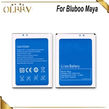 OLRRV For Bluboo Maya 3000mAh Replace Parts Battery for Bluboo Maya High Quality mobile phone Batter