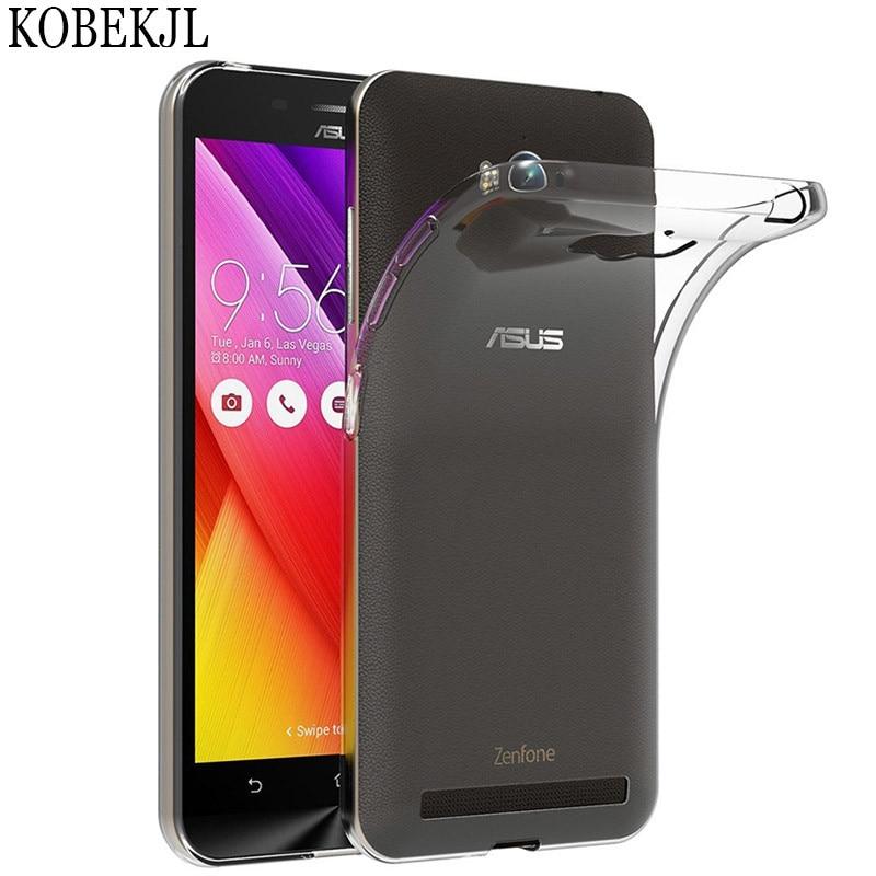 Мягкий прозрачный ТПУ силиконовый чехол для Asus Zenfone Max ZC550KL ZC ZC550 550 550KL Asus Z010D Z010DA 5,5