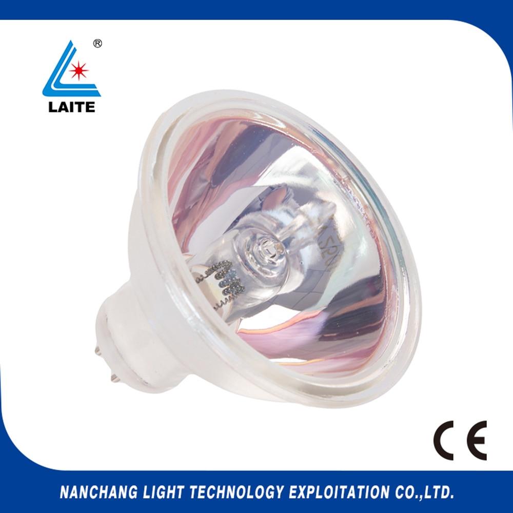 24V150W GZ6.35 MR16 Reflector liso microscopio fuente de luz 24v 150w lámpara halógena shipping-10pcs gratuito