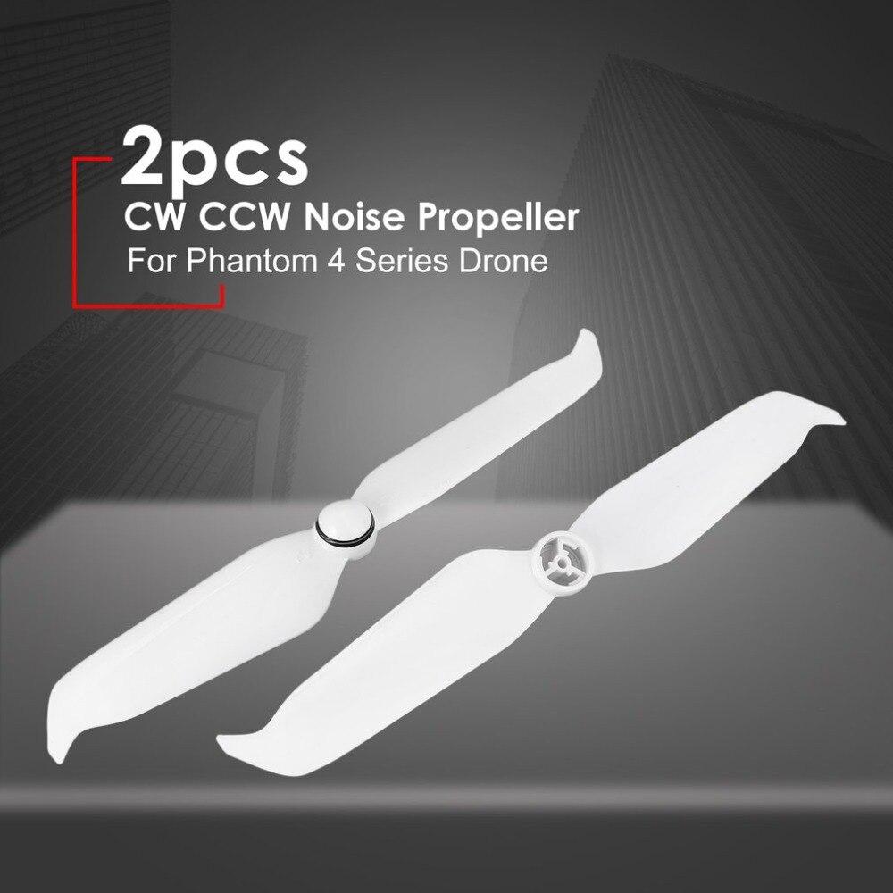 Hélice de poco ruido CW CCW, accesorios de liberación rápida 9455S, piezas de repuesto para Dron de serie avanzada DJI Phantom 4 Pro V2.0 2 uds.