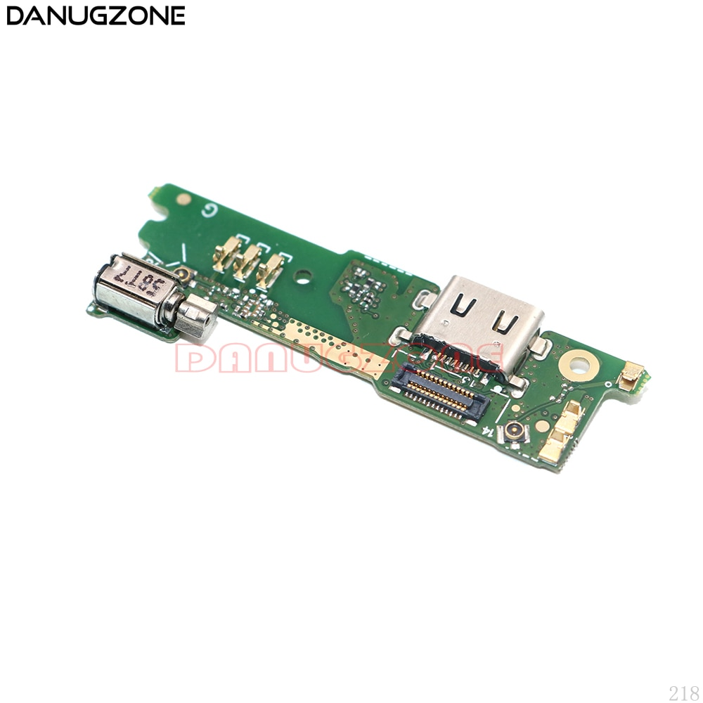30 teile/los Für Sony Xperia XA1 G3116 G3121 G3112 G3125 G3123 USB Ladung Bord Lade Dock Buchse Jack Port Anschluss flex Kabel