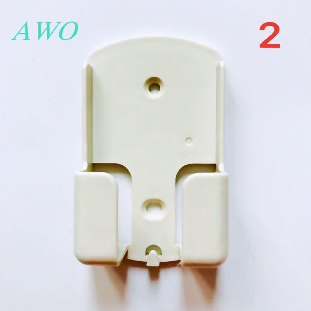 100% nuevo soporte de aire acondicionado para TV y DVD montado en la pared para Control remoto de 46mm x 21mm (1,81 In x 0,83in)