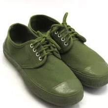 green military shoes men military cosplay shoes military canvas shoes military running shoes