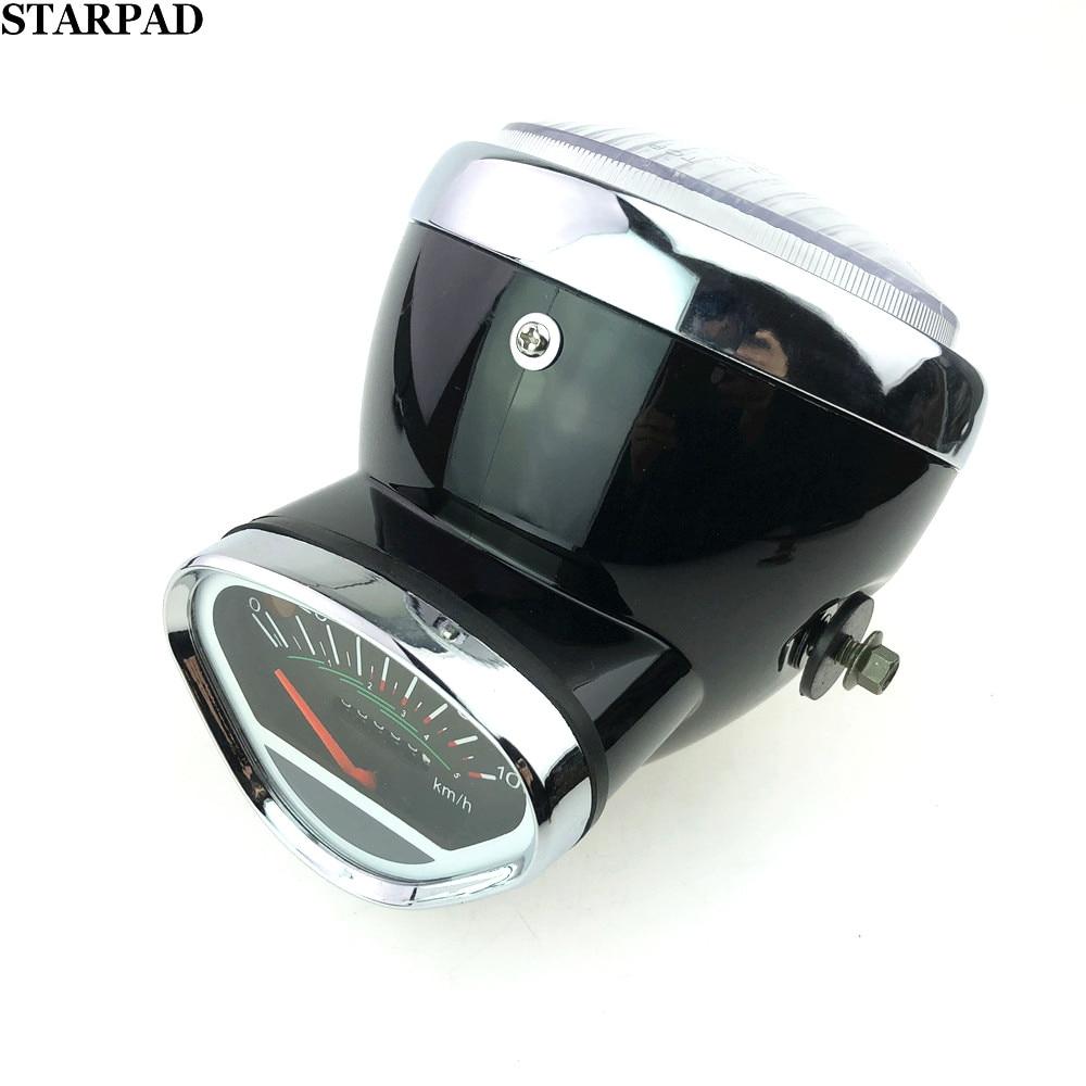 STARPAD для Jialing 70, аксессуары для фар мотоциклов в сборе