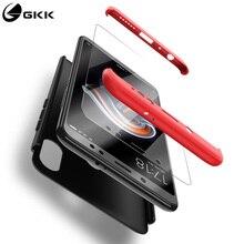 Чехол GKK для Xiaomi Redmi Note 5 plus Mi 8 10 Lite 9 SE 9t 6 7 Pro, чехол с полной защитой Redmi K20 Pro A3 7 7A Pocophone F1, чехол