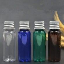 Tube danimal familier dessai de sel de bain de masque de 20 ml avec le chapeau en aluminium 20cc vide récipient cosmétique de bouteille demballage de voyage F20173131