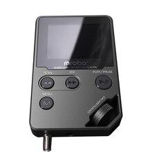 Metall MP3 Musik Player hallo fi fm radio mini USB mp3 sport MP 3 FLAC APE HiFi musik player portable walkman Video E-buch Recorder