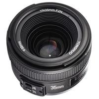 YONGNUO YN35mm 35mm F2N Lens Wide-Angle AF MF Fixed Focus for Nikon D7200 D7100 D7000 D5300 D5100 D3300 D3200 D800 d5000 d7500
