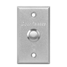 Bouton de sortie pour contrôle daccès   Dégagement de porte en alliage daluminium, Dim 86Lx50Wx20H(mm) ,min1 pièces