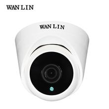 WANLIN 720 p/1080 p SONY IMX323 Volle HD 2MP Indoor Mini Kunststoff Dome AHD Kamera CCTV Sicherheit Überwachung kamera mit ARRAY IR
