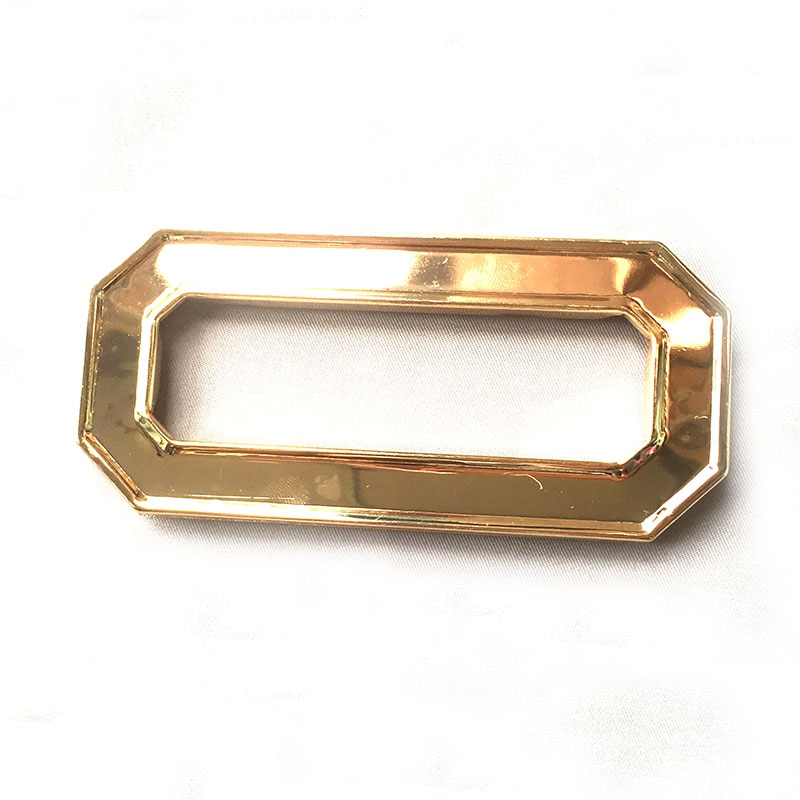 Rectangle Metal Purse Handles Metal Eyelets  Bag Grommet 30pcs/lot