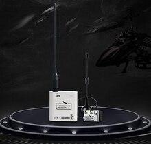 Радиоуправляемый передатчик, приемник FPV 60 км, удлинитель сигнала 100-1400 МВт 10CH 433 UHF FHSS для фиксированных крыльев