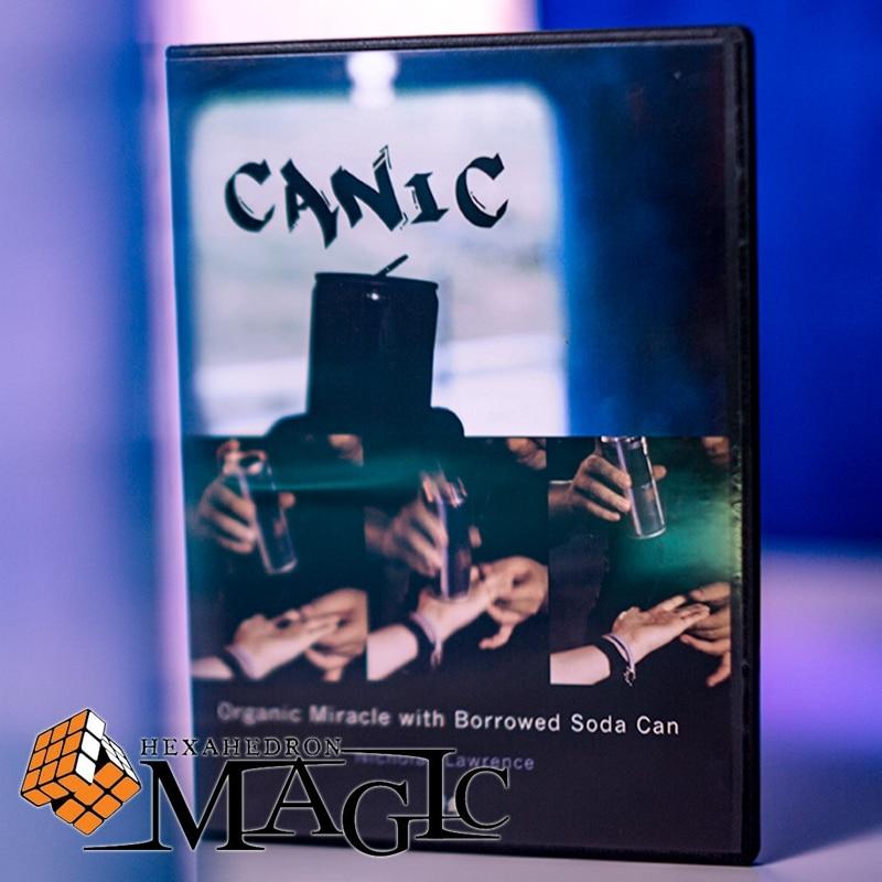 Truco de magia Canic (DVD truco) de Nicolás Lorenzo y SansMinds close-up card/venta al por mayor