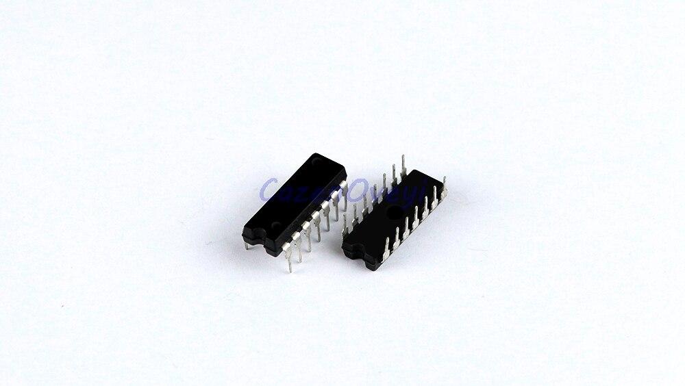 10 unids/lote SN74HC14N SN74HC14 74HC14N 74HC14 DIP-14 en Stock