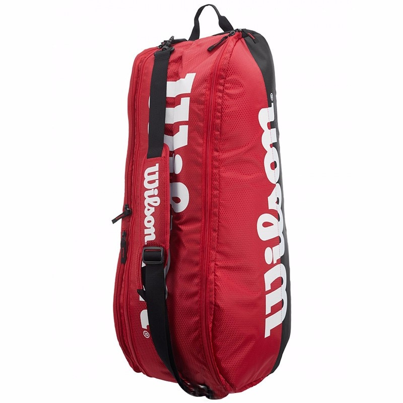 Original Wilson Classics Men Women Tennis Bag Sport Backpack Best Quality Brand Wilson Raquete De Tenis Bags