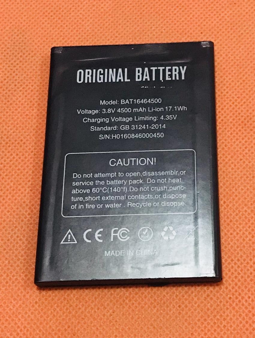 "Se Original de la batería pila batería 4500mAh para DOOGEE T5 Lite MTK6735 Quad Core 5,0 ""HD 1280x720"