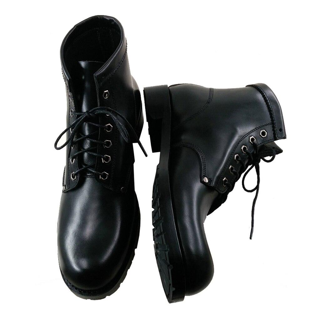 Sipriks الفاخرة العلامة التجارية الرجال الأحذية العسكرية جوديير Welted بوط من الجلد الطبيعي مع المطاط وحيد أحذية النبيذ ريس كاوبوي أحذية 2021