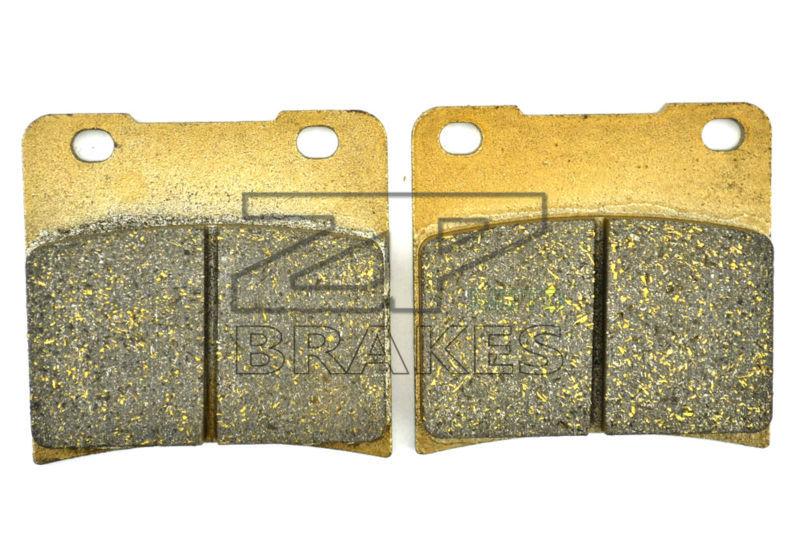 Free Shipping New Brake Pads For Rear SUZUKI GV 1400 GDG (from F No103765) 1986 Motorcycle BRAKING Organic OEM