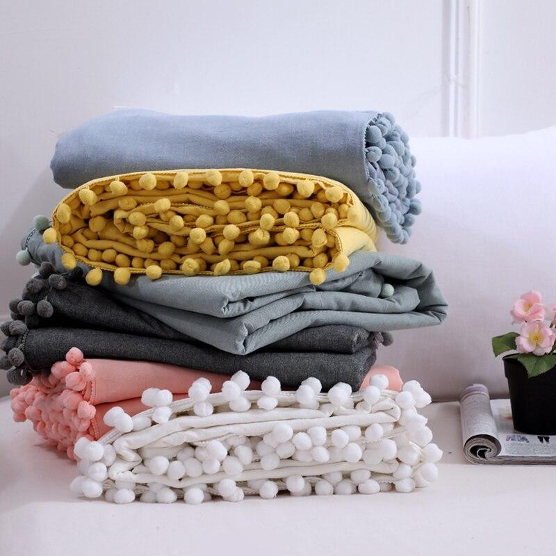 Funda de almohada de algodón sólido 2 uds., ropa de cama de Hotel en casa, funda de almohada suave de diseño de regalo para boda, funda de almohada para parejas # sw