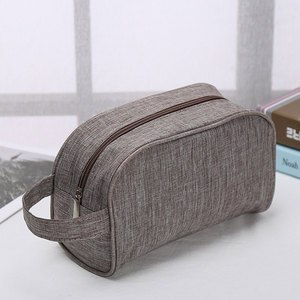 Женская маленькая сумка-тоут в стиле ретро, серая или синяя дорожная дамская сумочка с верхней ручкой, длинный пляжный органайзер для ключе...