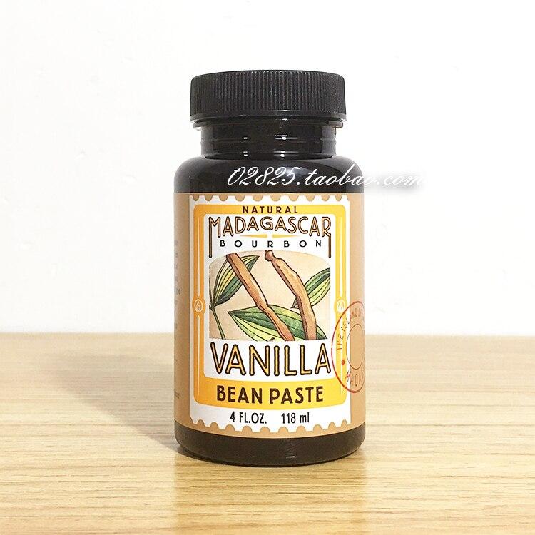 60 مللي/118 مللي مع بذور الفانيليا USA Lorann صلصة الفانيليا الطبيعية خلاصة الفانيليا خلاصة الفانيليا قرنة بديلا كعكة الخبز أداة