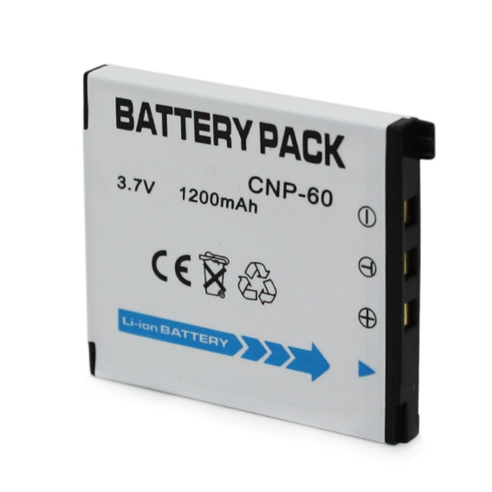 WHCYonline 1200mAh NP-60 CNP-60 NP 60 CNP60 NP60 Camera Battery For CASIO EX-Z80 S10 Z9 FS10 S12 Z20 Z29 Z85 batteries Batterie