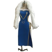 Costume 2018 queue de fée Minerva Orlando Cosplay toute taille