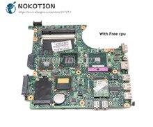 NOKOTION HP Compaq 6520 s 6820 s Serisi Dizüstü Bilgisayar Anakartı 456613-001 456610-001/001456613-001 Anakart PM965 Ücretsiz cpu