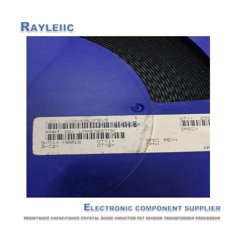 Non-counterfeit.NEW Original LMX2322TMX LMX2322 TSSOP16 TSSOP en Stock