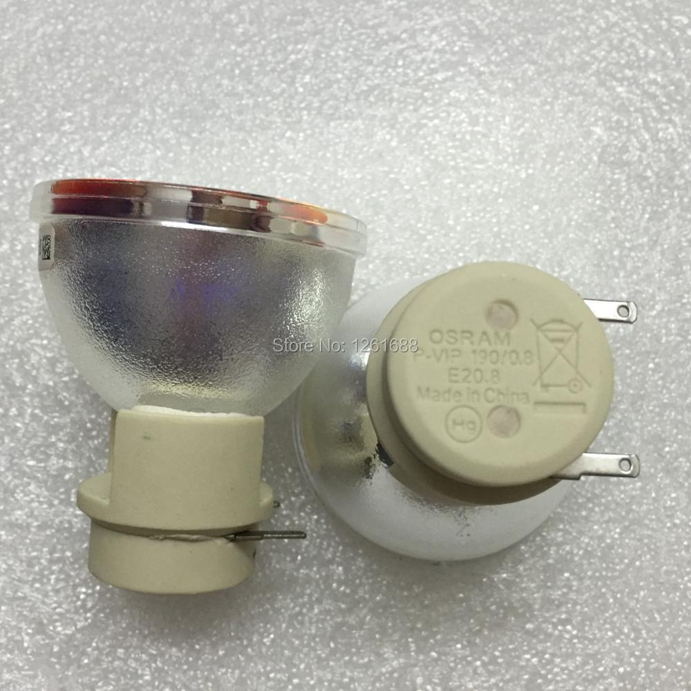 Bombilla de proyector 330-9847/725-10225 P-VIP 190/0 8 E20.8 para Dell S300 nuevo Original