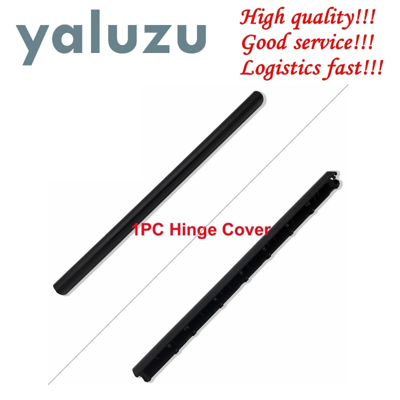 YALUZU 1PC Nueva bisagra para Asus A555L F555L K555L X555L W509 W519 VM510 Y583 portátil Hinge Cover