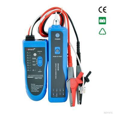 ¡Envío Gratis! Rastreador de cables de red NOYAFA NF-889 rastreador de cables RJ45 RJ11 Cable/Cable LAN