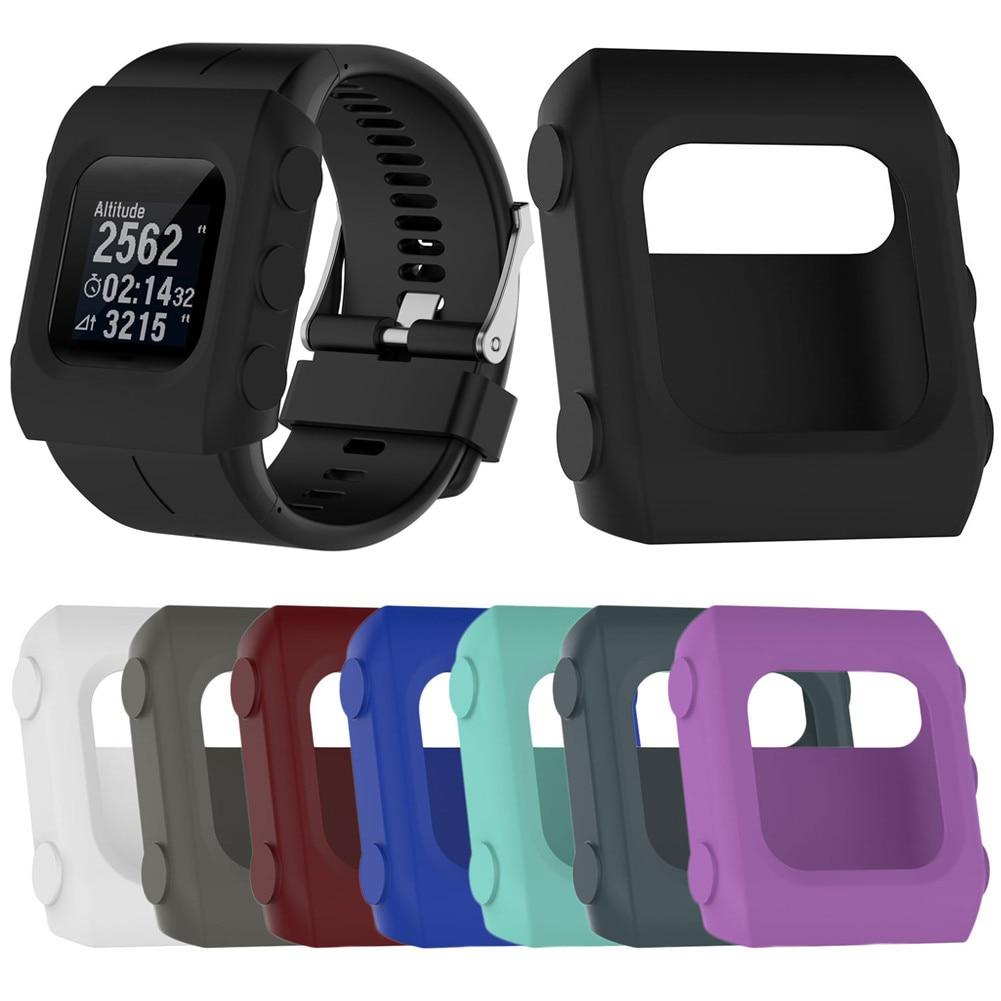 Funda protectora de silicona de alta calidad para Polar V800 GPS reloj deportivo inteligente reemplazable protección anti arañazos cubierta delgada
