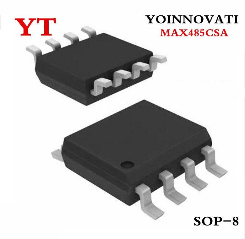 50 Uds MAX485CSA MAX485 SOP8 mejor calidad